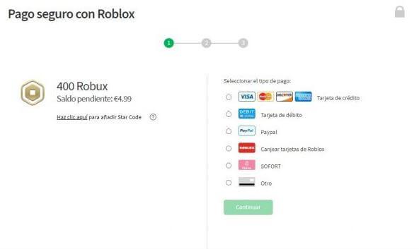 Cómo conseguir Robux en Roblox.