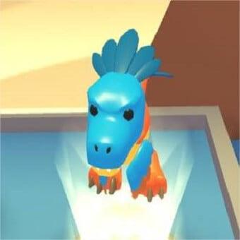 El  Deinoychusl, mascota de adopt me