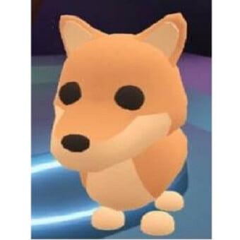 El dingo, mascota de adopt me