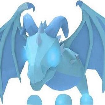 El dragón de escarcha