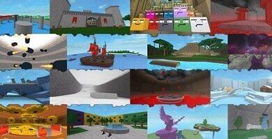 Epic minigames Roblox.