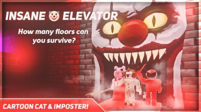 Juegos de ascensores Roblox. The insane elevator Roblox