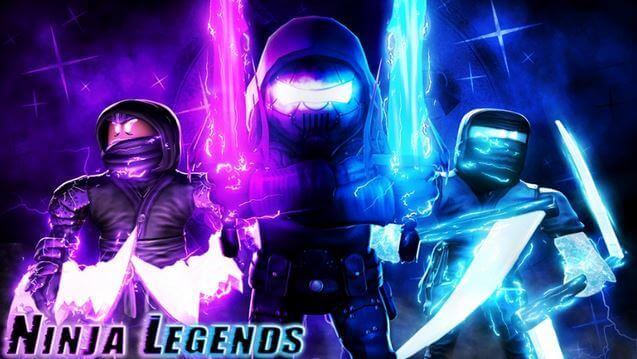 Ninja legends Roblox.