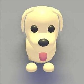 El perro de adopt me