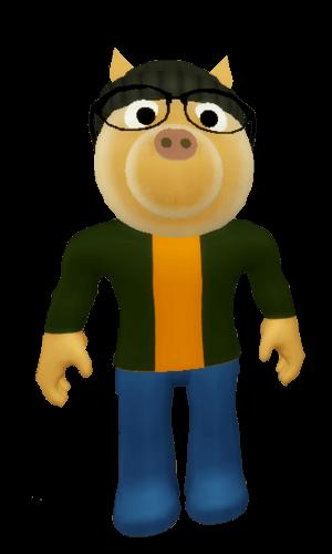 Ponny - Piggy roblox personajes.