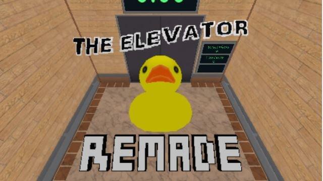 Juegos de ascensores Roblox. The elevator Remade.