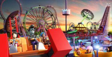 Cómo conseguir promocodes para Theme Park Tycoon 2.