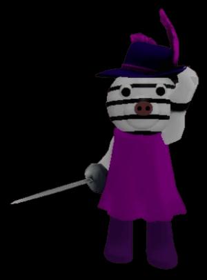 Zizzy personaje Roblox.