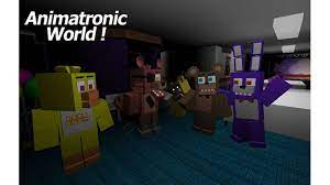 Jugar. Animatronic World!.