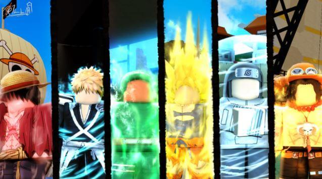 Juego Anime Battle Arena.