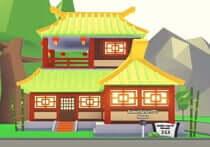 Casa lunar Adopt me