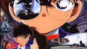 Thw Great Detective Conan. Juego disponible en Roblox.