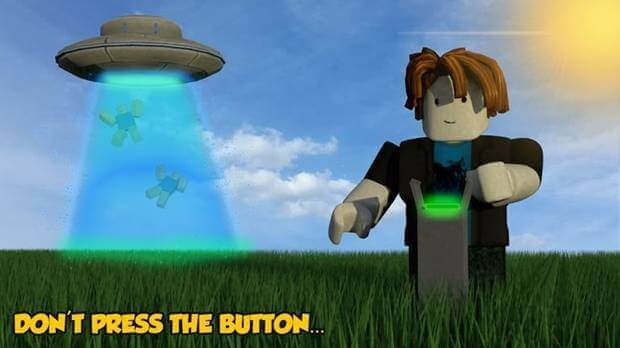 Don`t press the button 4 para Roblox.
