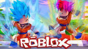 Personajes famosos de Roblox. Dragon Ball Rage en Roblox.