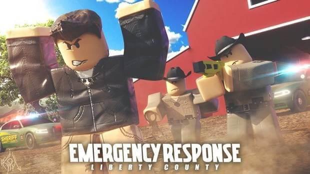 Emergency response: Liberty county.