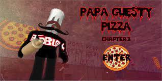 Guía Guesty Roblos. Papa Guesty Pizza.