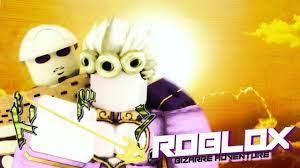 Personajes famosos de Roblox. Jojo´s Bizarre.