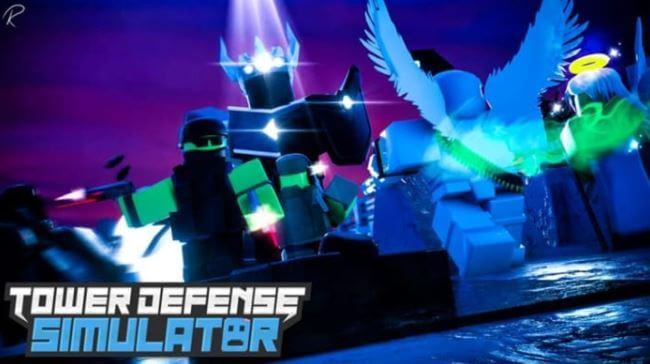 Mapas del juego Tower Defense Simulator para Roblox.
