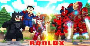 roblox marvel
