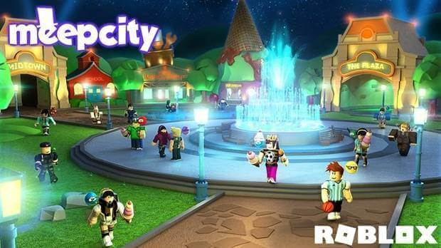 Mepp city para Roblox.