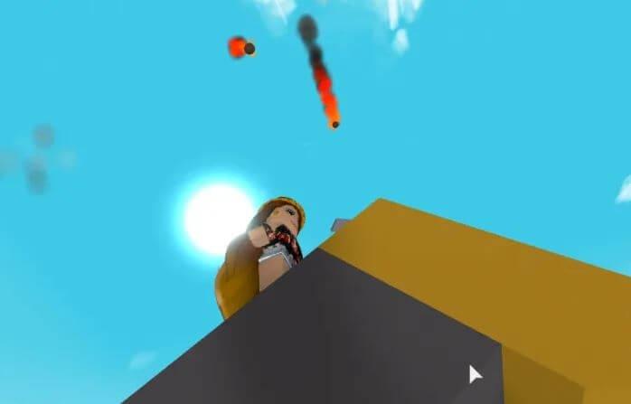 juego de simulación de Roblox.