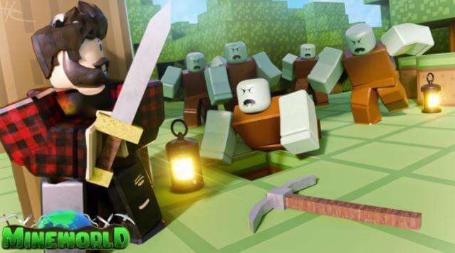 Mining World. juegos de la mina.