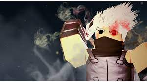 Juego Naruto RPG para Roblox