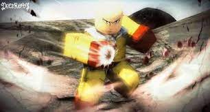 One Punch Man, juego para plataforma Roblox