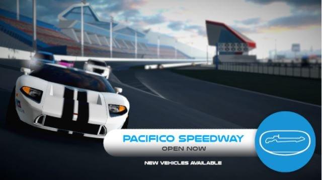 Juego Pacifico 2: Playground Town para Roblox.