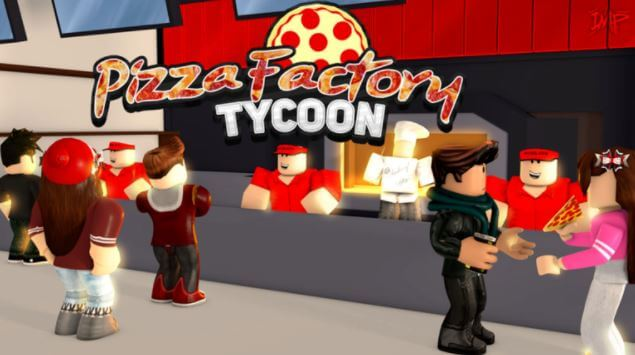 Promocodes Pizza factory tycoon roblox.