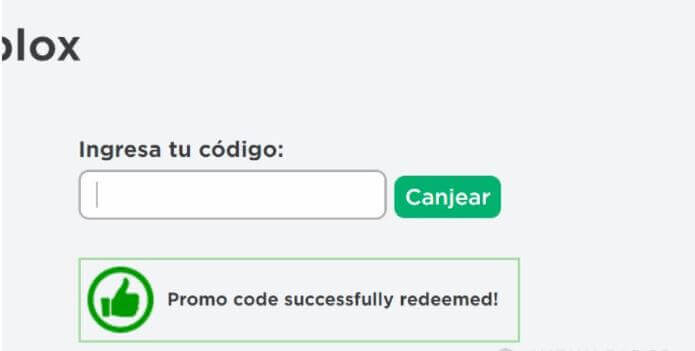 Cómo poner códigos en Roblox