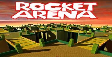 Cuál fue el primer juego de Roblox. Rocket Arena Roblox