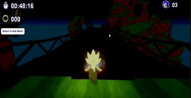 Juego Sonic generations para Roblox.