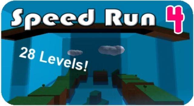 Juego Speed Run 4 para Roblox.