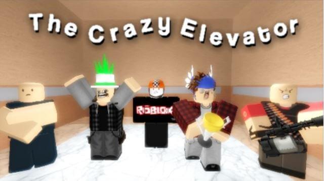 Juegos de ascensores Roblox. The Crazy Elevator Roblox