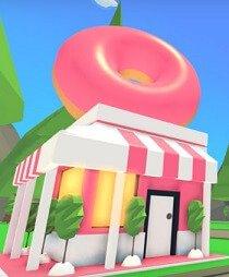 Tienda de Donuts Adopt me