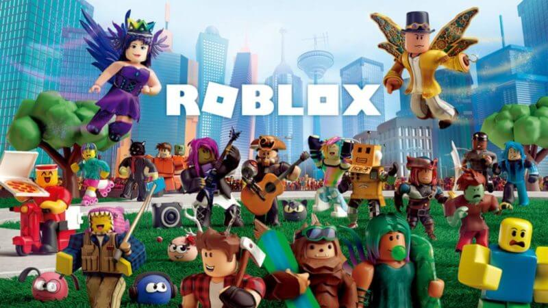 Todos en la plataforma multijuego de Roblox. Preparados para jugar.