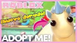 Cómo conseguir un unicornio dorado en Adopt Me!