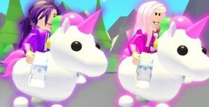 unicornio adopt me roblox