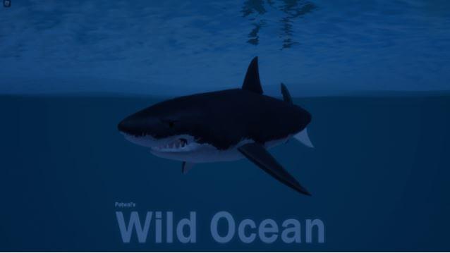 Juego Wild Ocean para Roblox.